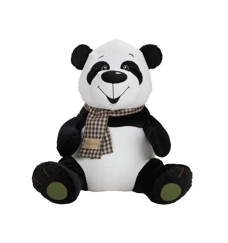 Oso Panda Ojos Verdes