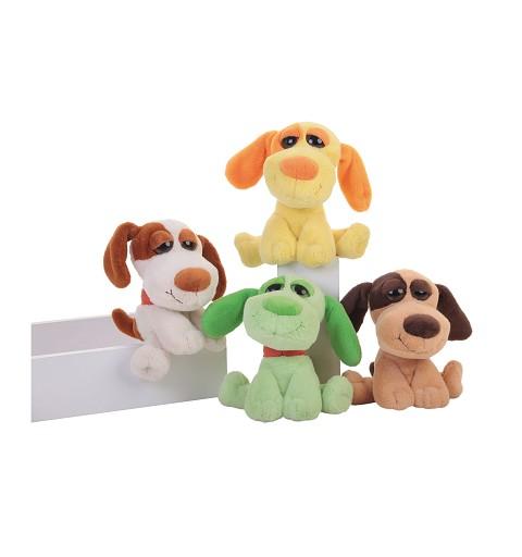 Perro Mini Sentado  4Col Surt