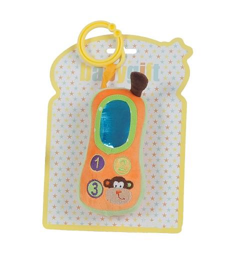 Telefono Mono con Sonido 24 cm