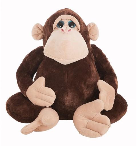 Gorila Ojos Brillantes Azules 100cms.