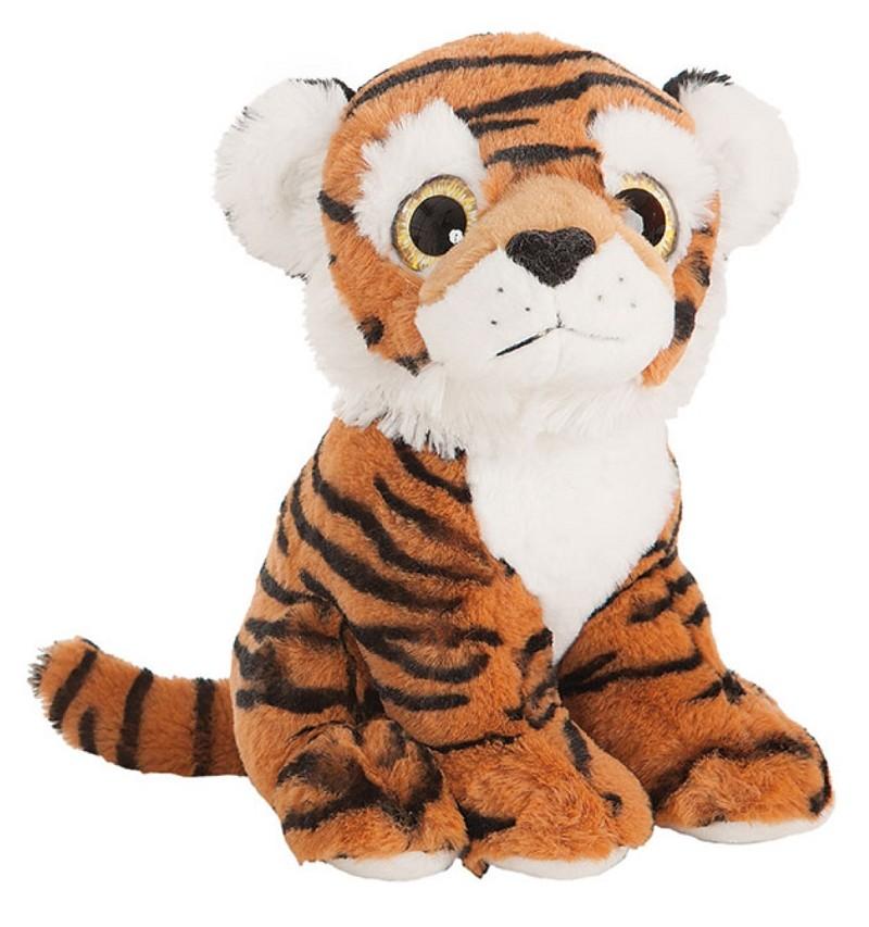 Tigre-Leopardo-Leona Sentados 25 cm