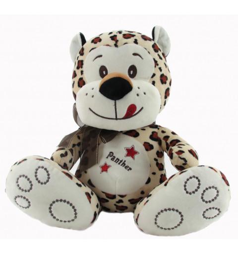 Leopardo Huellas