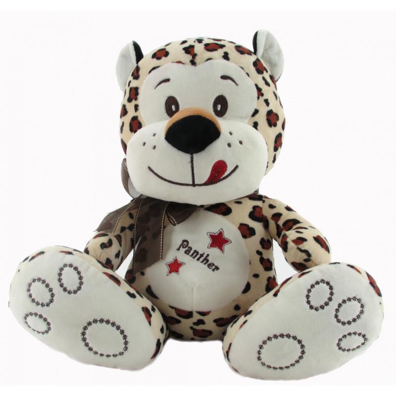 Leopardo Huellas - MiPeluche.es