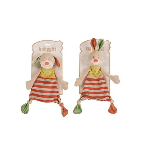 Dou-Dou Conejo-Perro Baby 26Cm