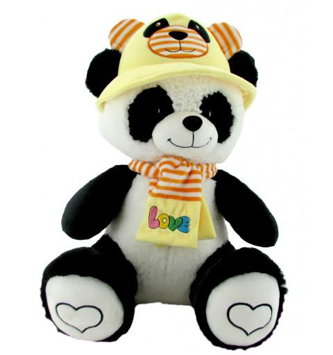 Oso Panda con Gorro