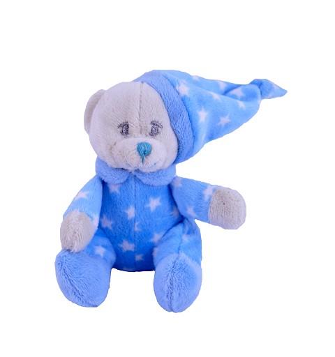 Oso Dormilón Azul 12 cm