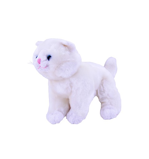 Gato Blanco 28 cm