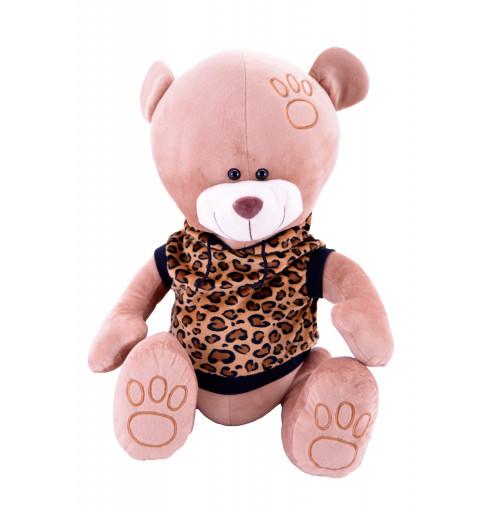 Oso Camisa Leopardo 55 cm