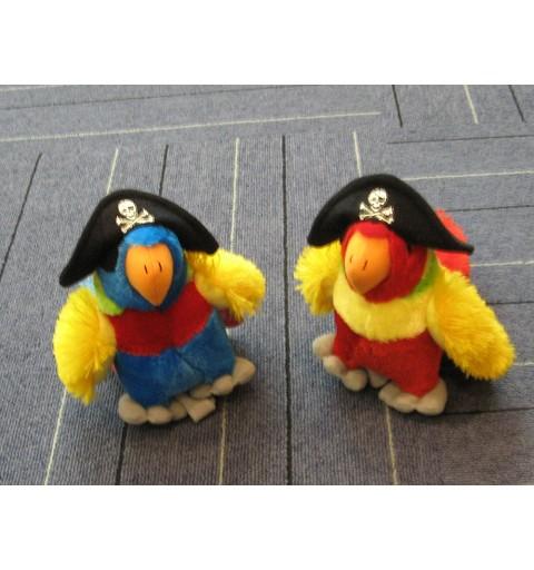 Loro Pirata 18 Cm
