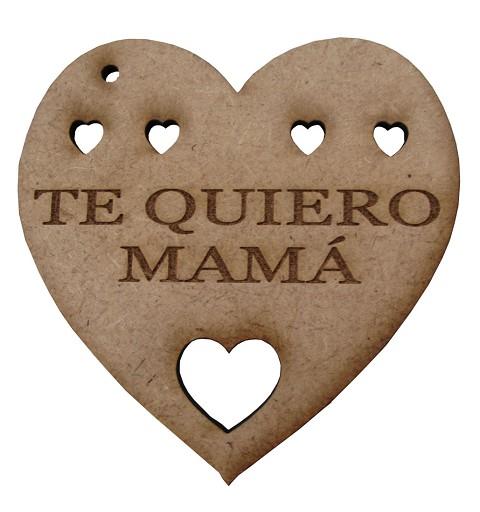 Corazon Dia de La Madre