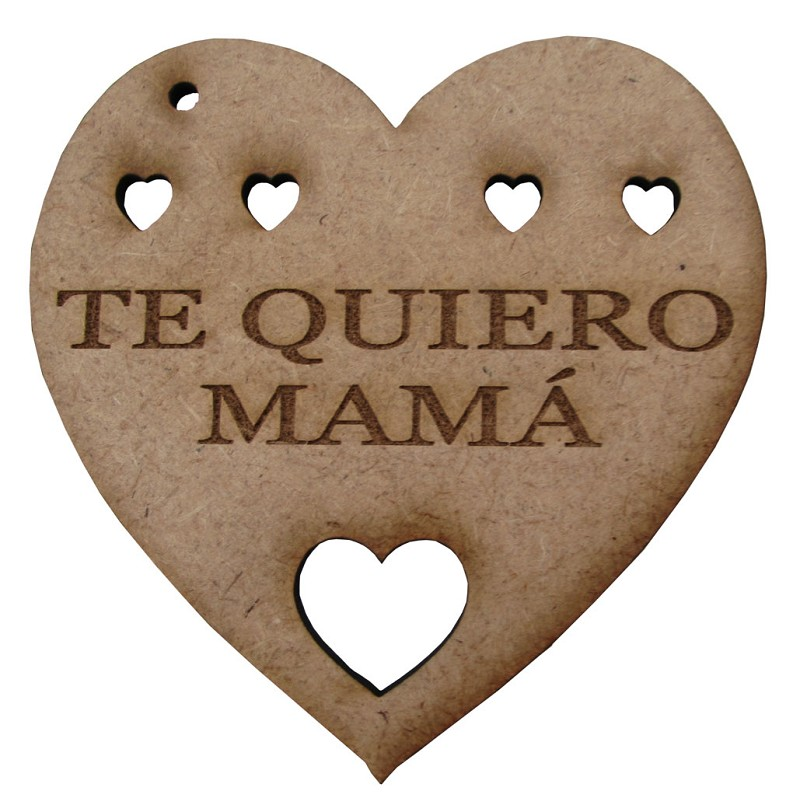Corazon Dia De La Madre Mipeluchees