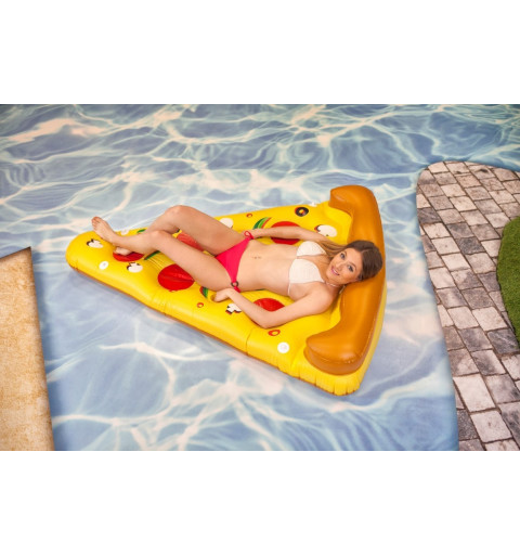 Pizza Hinchable Piscina...