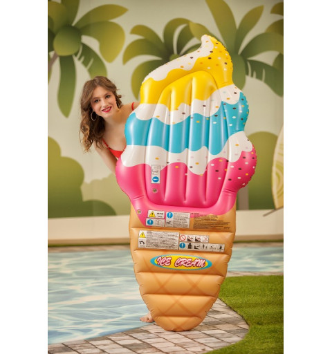Helado Hinchable Piscina...