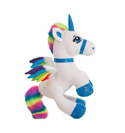 Unicornio De Peluche Arco...