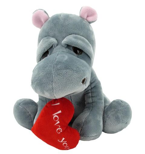 Hippo Corazón Boca