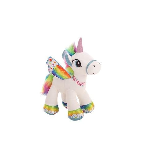 Unicornio De Peluche Lis