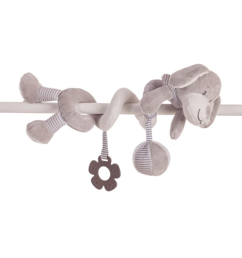 Espiral Perrito Coco 25 cm