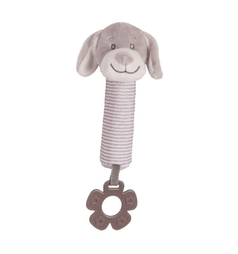 Pito + Mordedor Perrito Coco 20 cm
