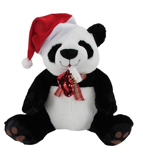 Panda Lazo Cuadros 55 cm