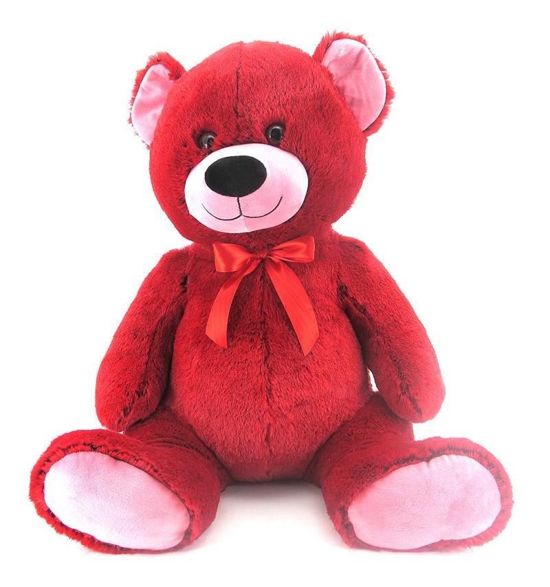 Oso Rojo 65 cm