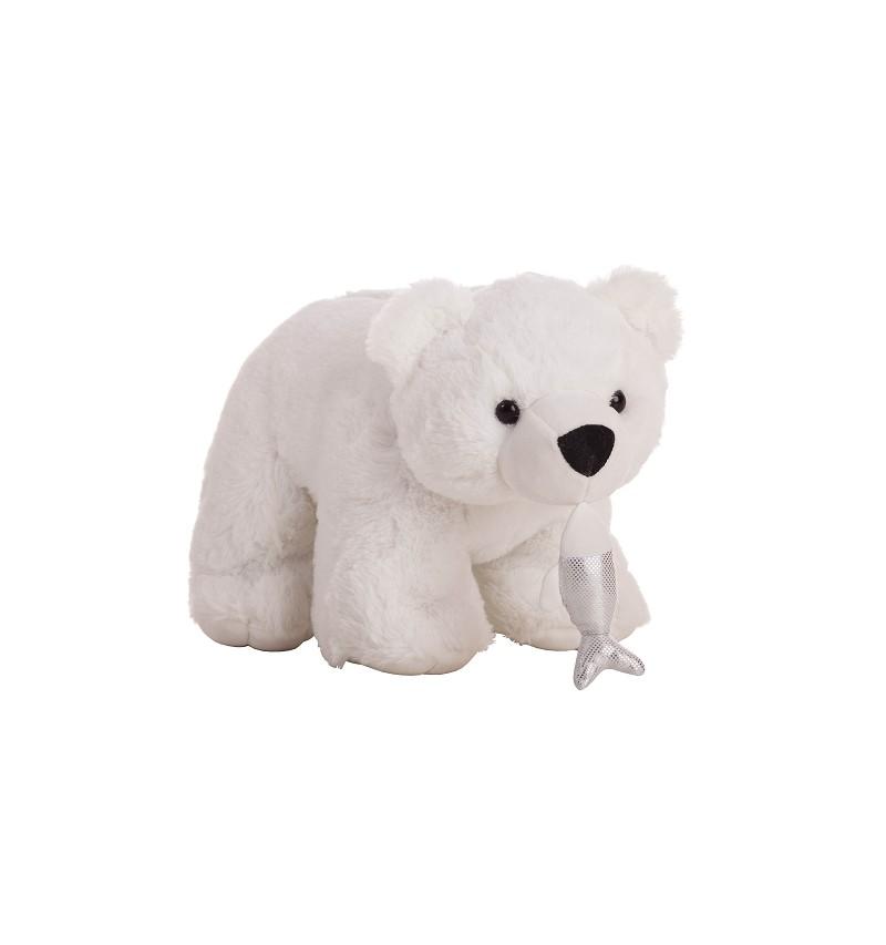 Oso Polar Pez Plata