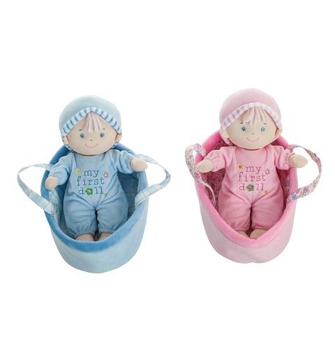 Muñecos Baby En Capazo...