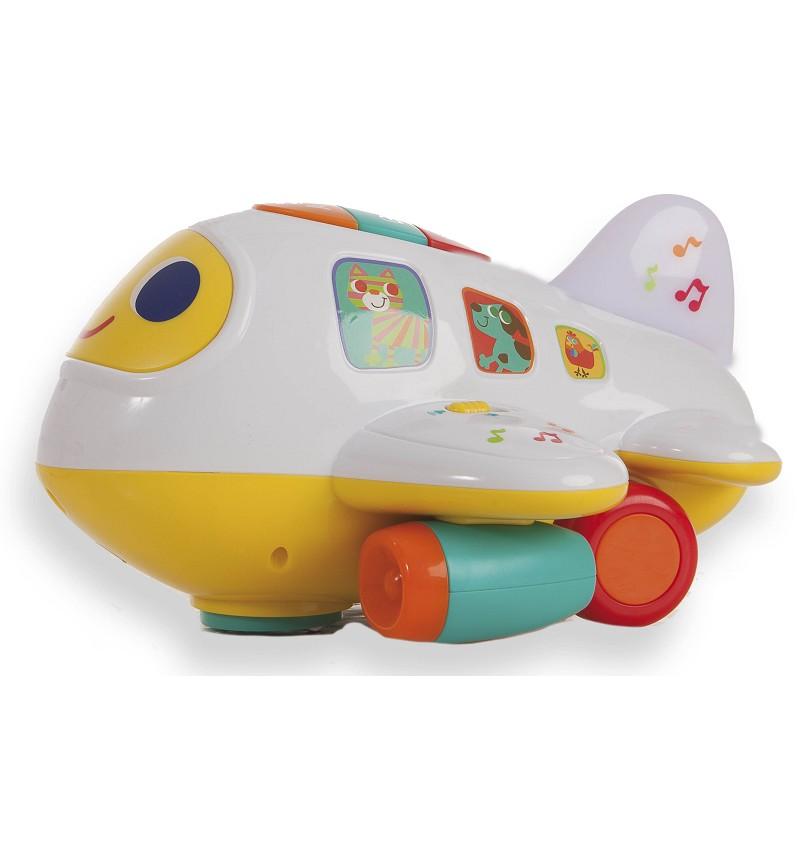 Avion de Aprendizaje 20 x 18 x 11