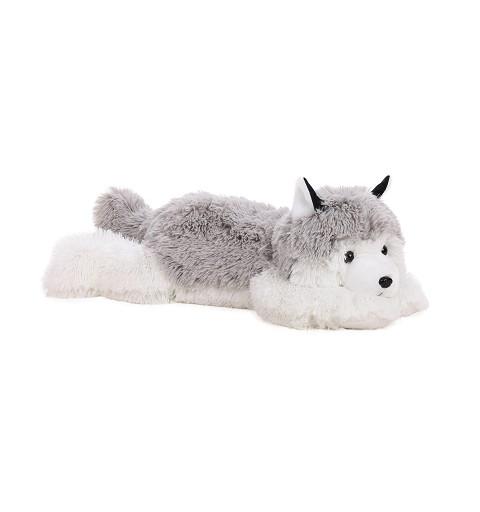 Husky Acostado
