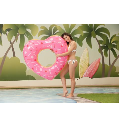 Hinchable Corazon Donut 120Cm