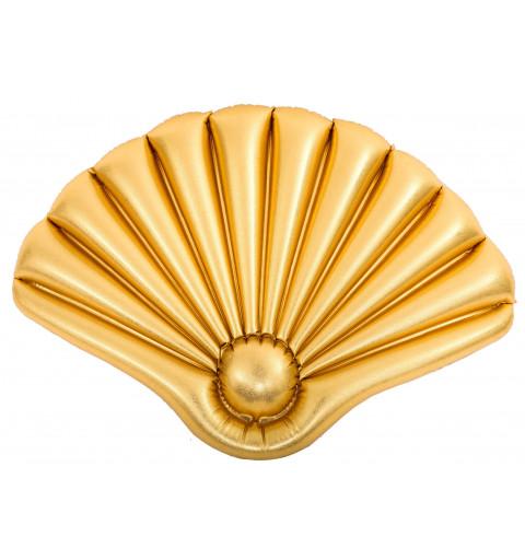 Concha Hinchable Oro 108*70Cm