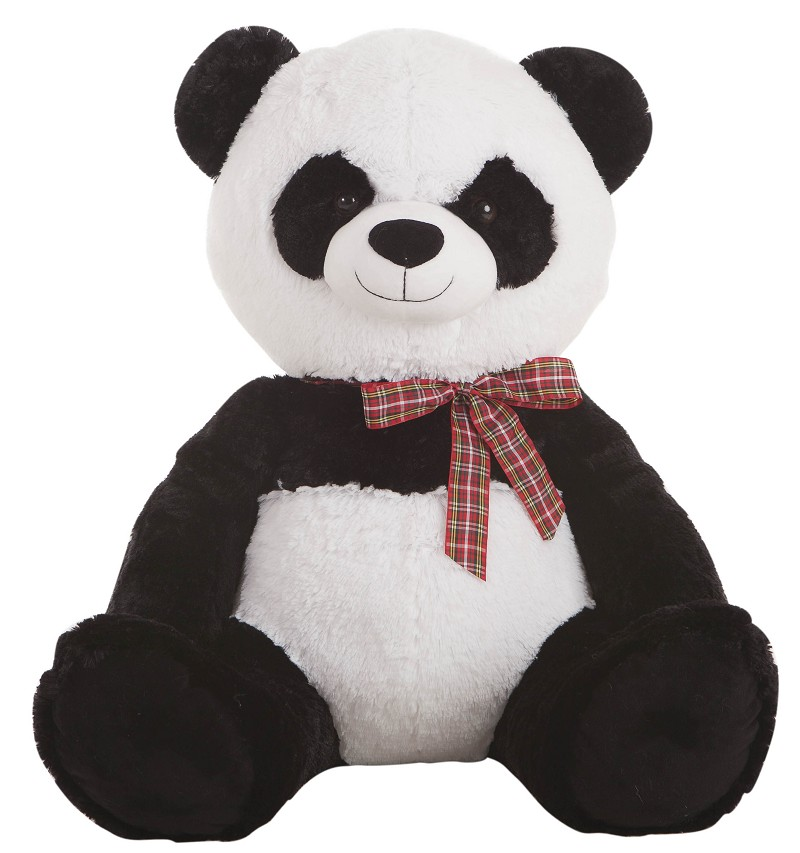 Oso Panda De Peluche Party