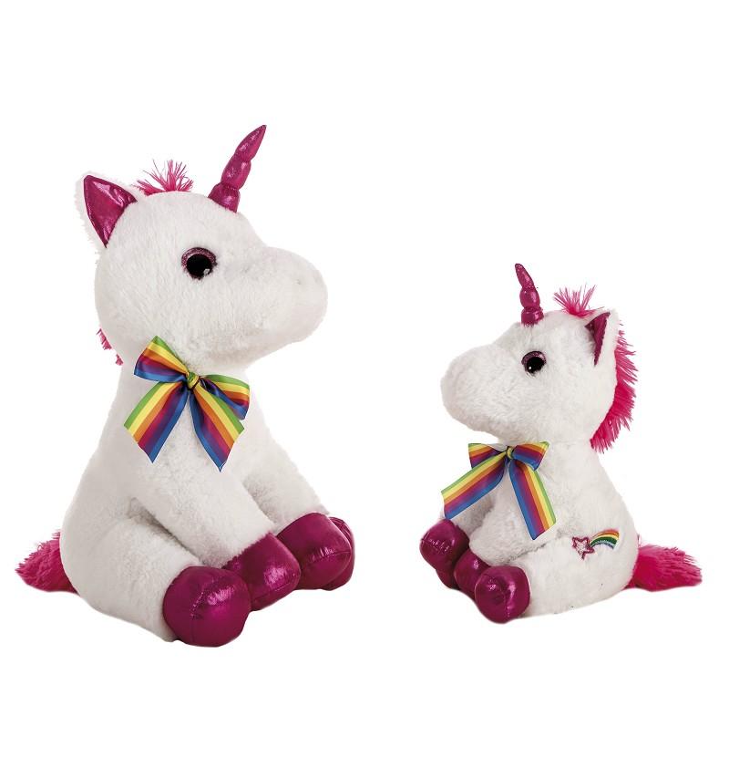 Unicornio De Peluche Feli
