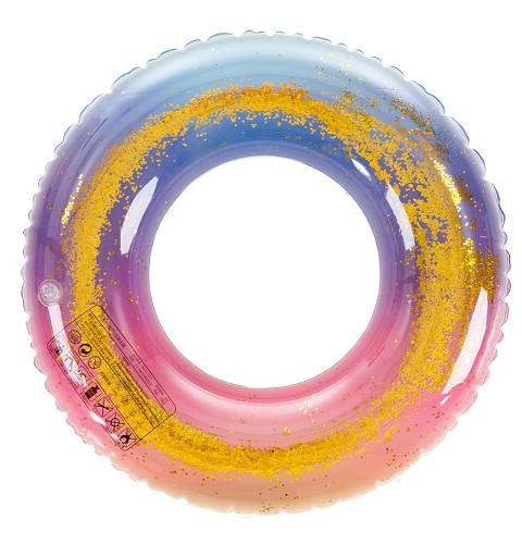 Flotador Rueda Multicolor...