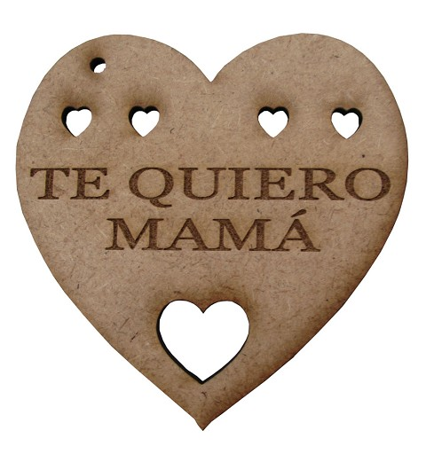 REGALO Corazón Día de la Madre