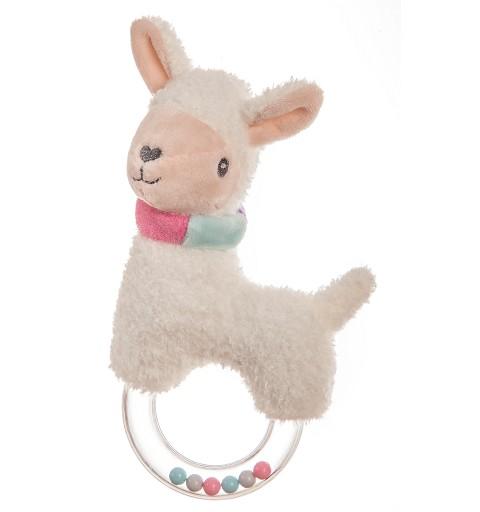 Llama Sonajero Plastico 20 cm
