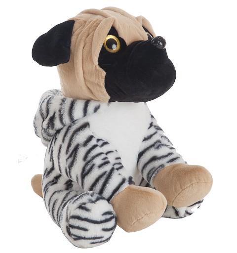 Perro Bulldog Disfrazado