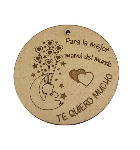 """Medalla Luna """" Para la..."""