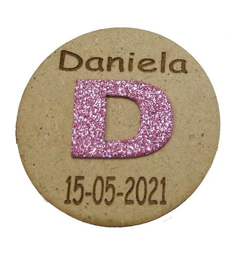 Medalla DM Personalizada...