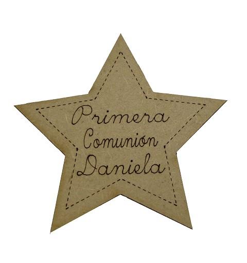 Estrella DM Personalizada