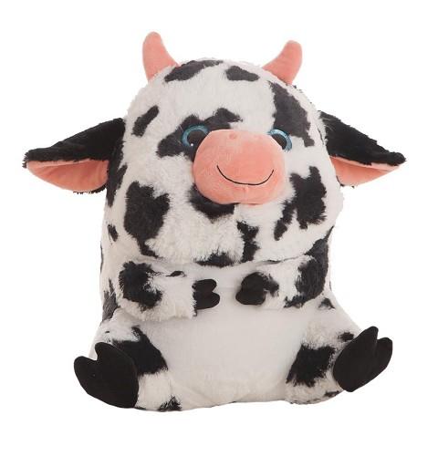 Vaca Bolita de Peluche