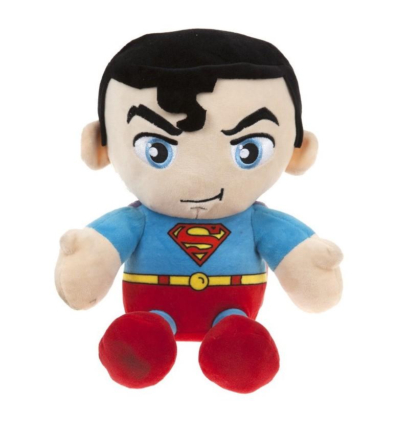 Dc Comics Peluche Superman Sentado 23Cm.
