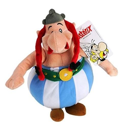 Asterix & Obelix, Peluche Obelix 30Cm.