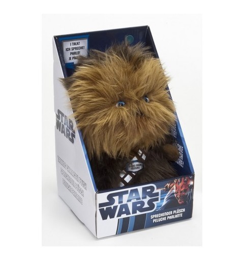 Star Wars, Peluche Chewbacca 22Cm. En Caja