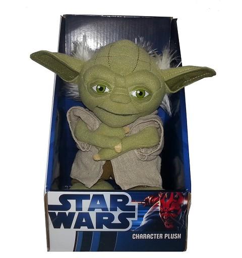Star Wars, Peluche Yoda...