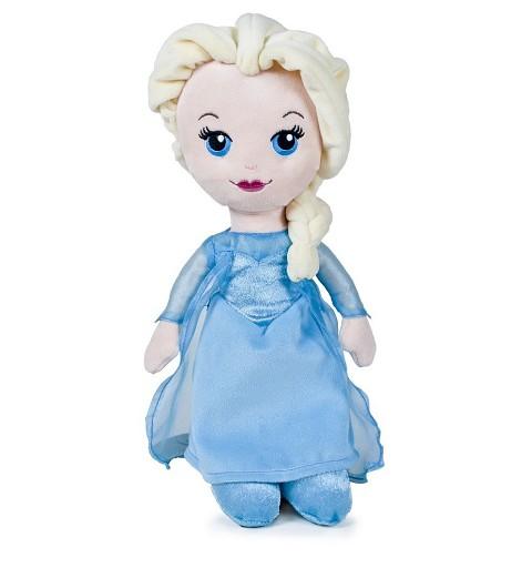 Frozen, Peluche Elsa 25Cm.