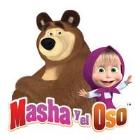 Peluches Masha y el Oso